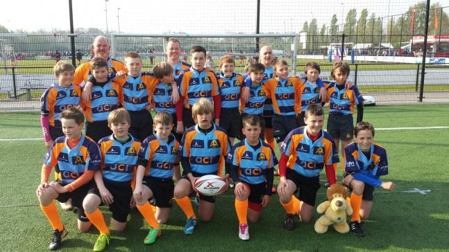 Llandaff U12's Rugby Team