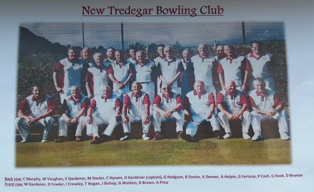 sponsor new tredegar bowling